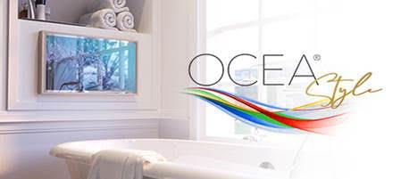 OCEA Style Bathroom TV