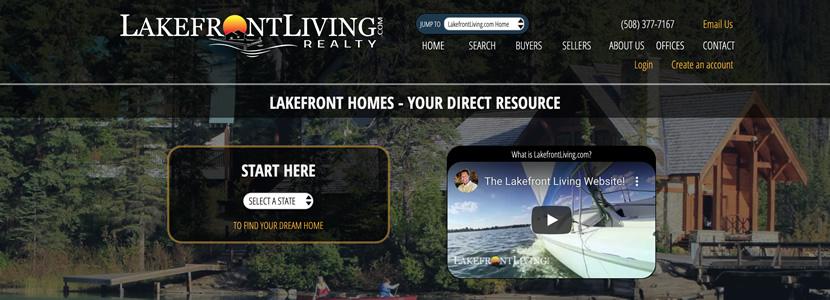 Lakefront Real Estate