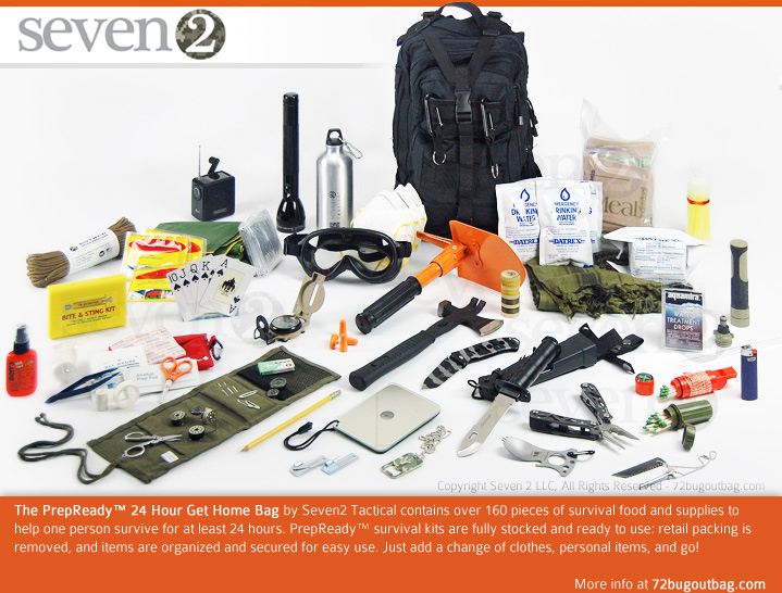 premade 24 hour bugout bag by seven2 tactical