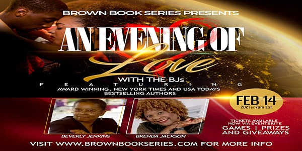Image of interview with Beverly Jenkins and Brenda Jackson