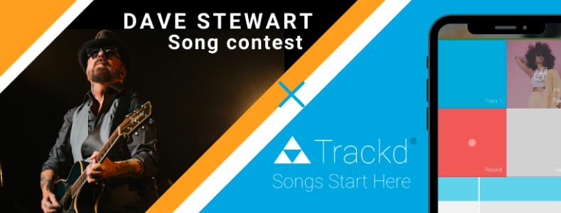 Trackd Dave Stewart Eurythmics