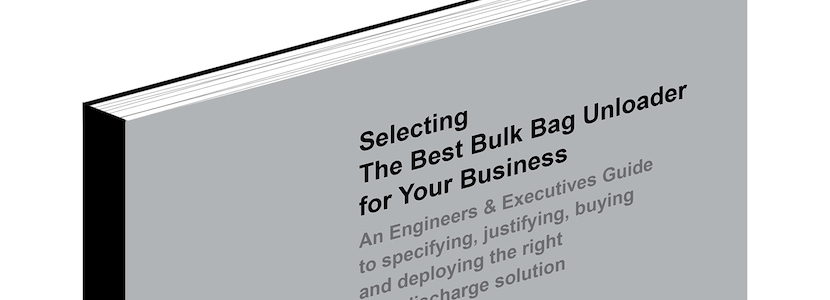 AZO Inc publishes guide to buying a bulk bag unloading system