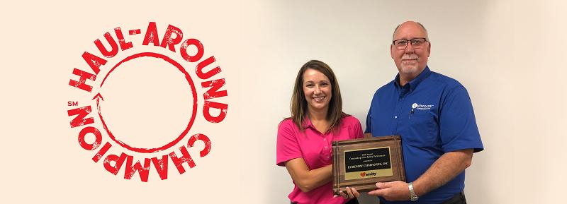Lubenow Companies Inc. Receives Acuity Safety Award