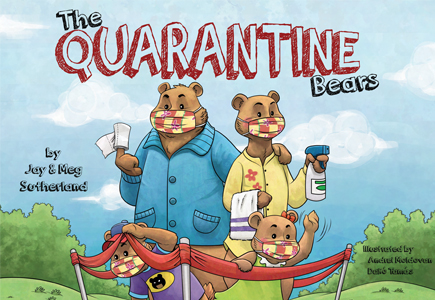 The Quarantine Bears Front Cover