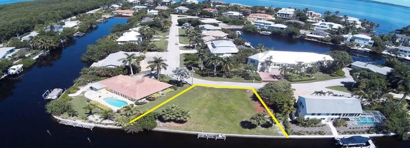 Lots for sale on Sanibel