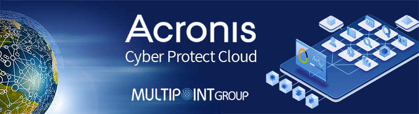 Acronis Distributor, Multipoint Group