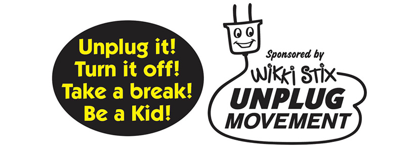 Wikki Stix National Unplugged Play Day - September 28, 2019
