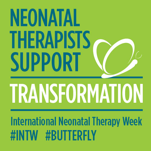 International Neonatal Therapists Week - Celebrating Therapists and the Babies They Serve