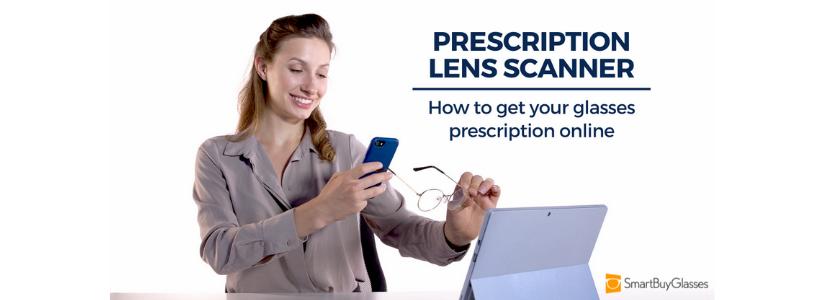 Prescription Lens Scanner App