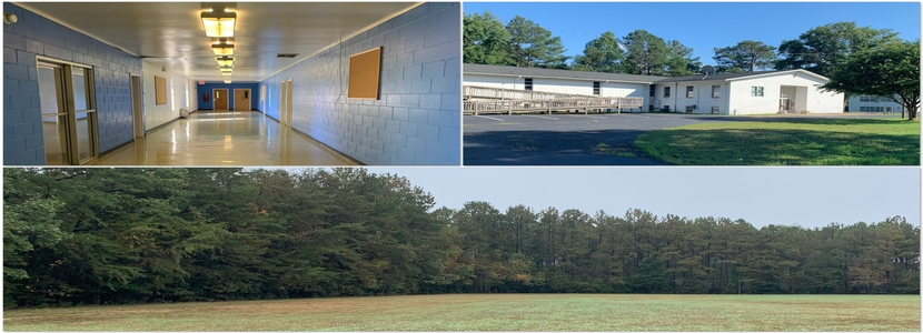 Lynnhaven Academy's future campus location in Eastern Henrico County, VA