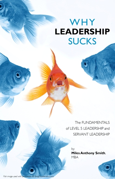 Why Leadership Sucks Audiobook & eBook