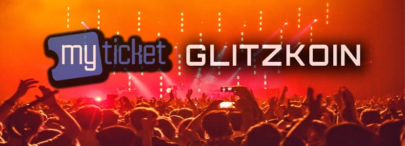Glitzkoin And Myticket.Asia Partnership