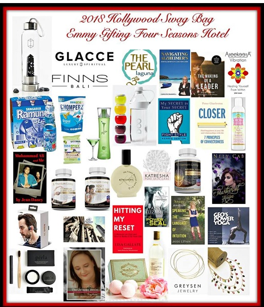 2018 Award Show Swag Bag for Four Seasons Hotel Talent Only!