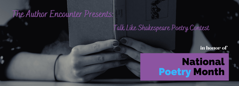 Poetry Contest with Shakespearean theme
