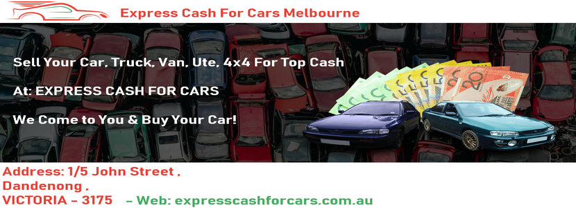 Express Cash For Cars Melbourne