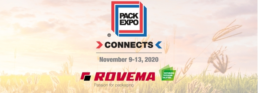 Rovema to Exhibit VFFS Machines at Pack Expo Connects
