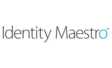 Identity Maestro Logo