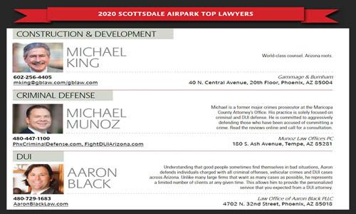 Scottsdale DUI Lawyer Aaron Black