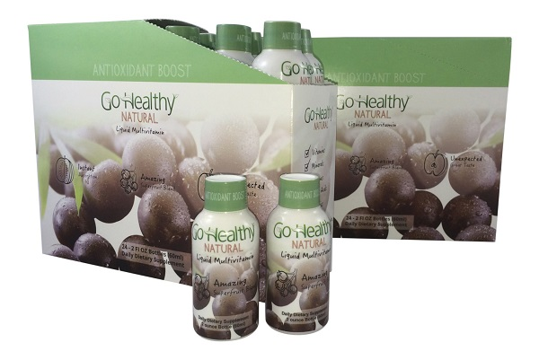 Go Healthy Natural Multivitamins