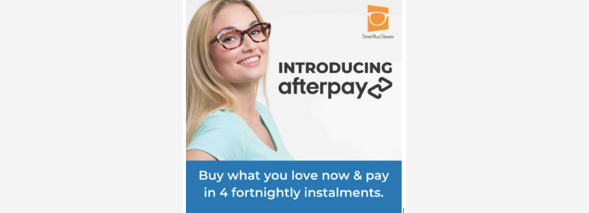 SmartBuyGlasses.ca Launches AfterPay Payment Option