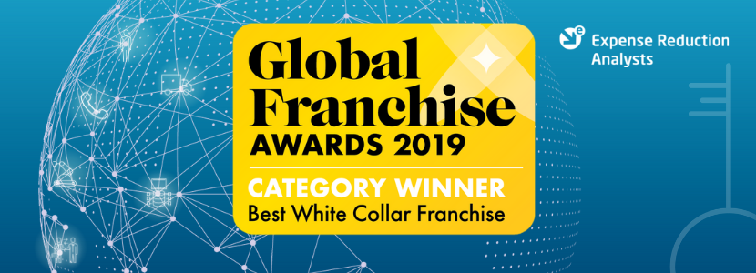 Expense Reduction Analysts win Global Franchise Awards Best White-Collar franchise