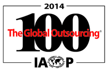 Intetics Global Oursourcing 100 2014