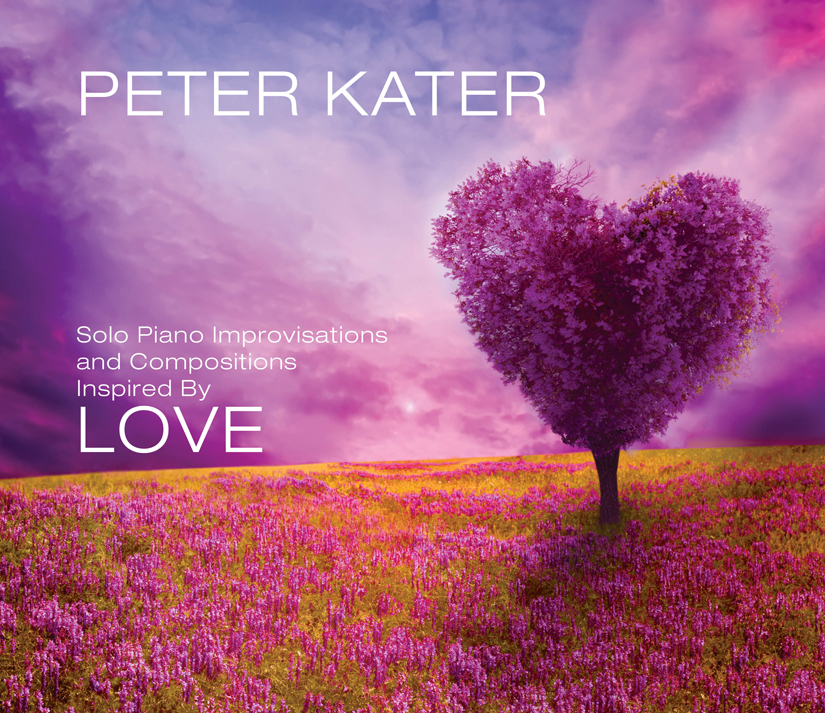 Love, by Peter Kater, examines all the many aspects of love; Mysterium Music, 2015.