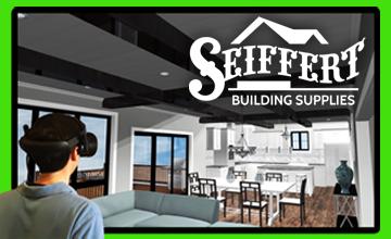 Seiffert Building Supplies Virtual Reality Design