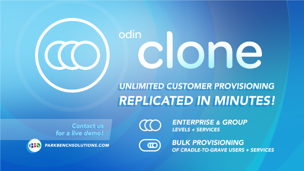 odin clone for Cisco BroadSoft Platform from Park Bench Solutions