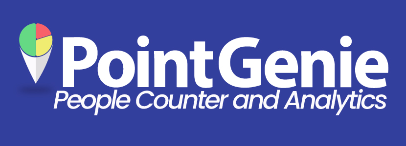 Pointgenie people counter and analytics