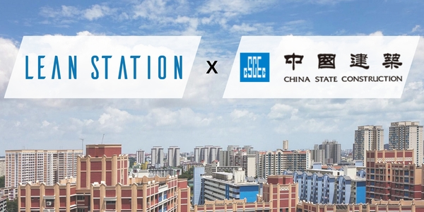Lean Station partners with China Construction